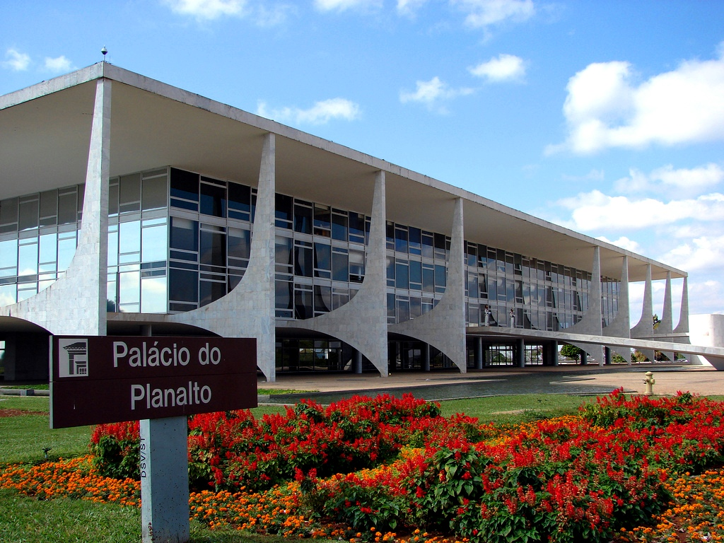 Palácio do Planalto maio2016